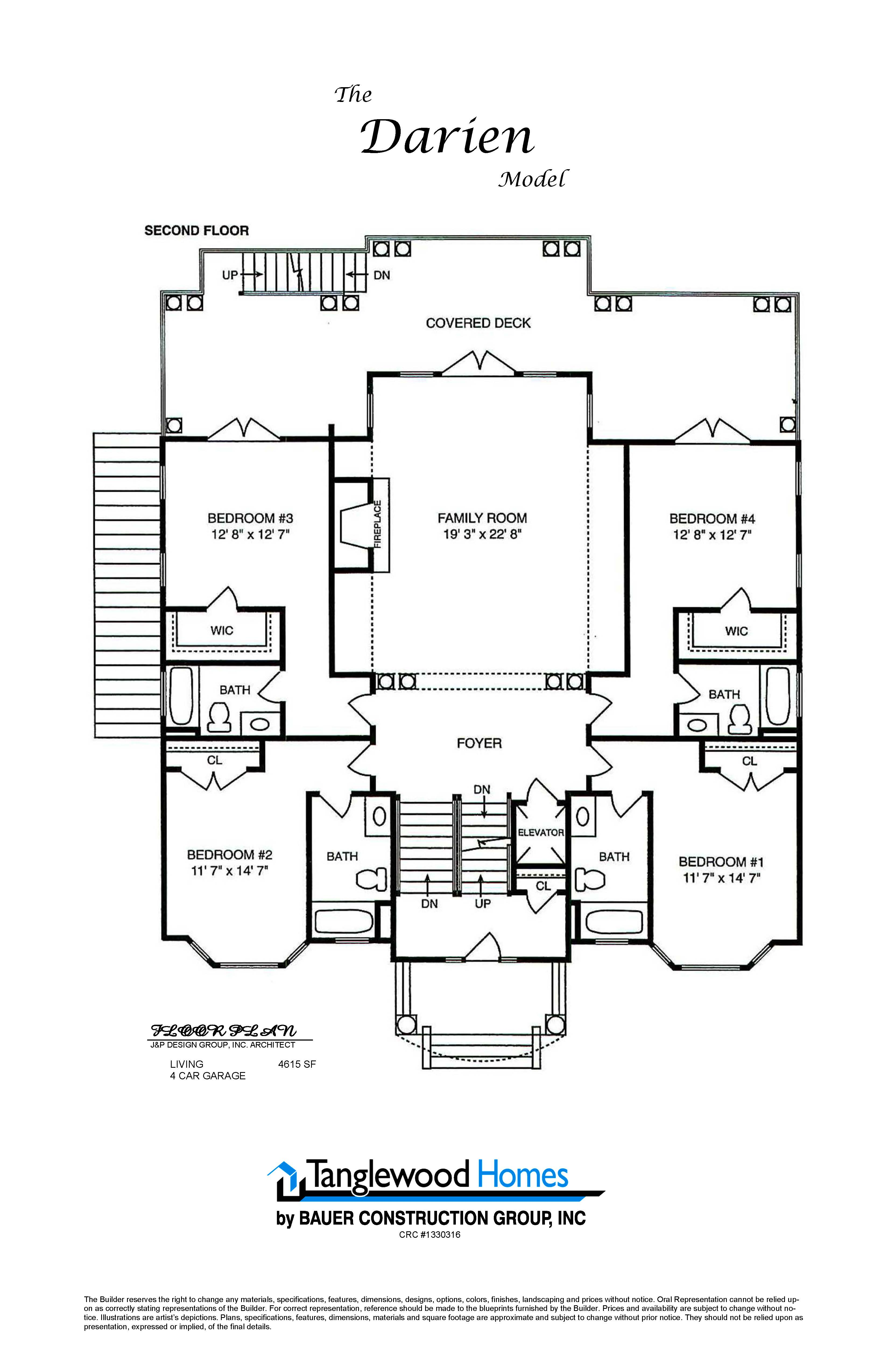 Home Construction Plans Darien In Fort Myers Fl